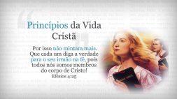 24 Principio da Vida Crista