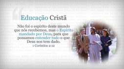 25 Educação Crista