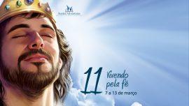 11. Vivendo pela fé - 7 a 13 de março