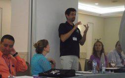 Curso internacional de intérpretes para surdos