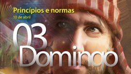 10.04.2016 - Princípios e normas - Domingo