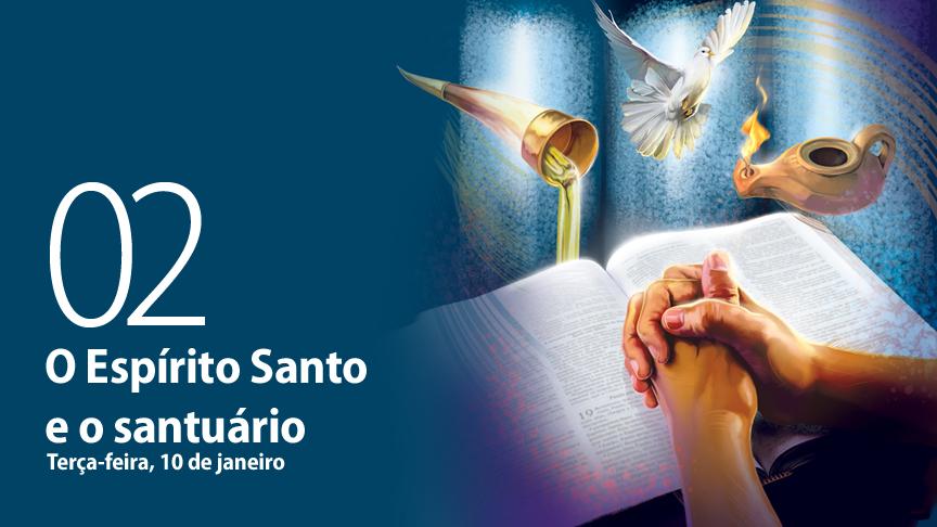 10.01.2017 - O Espírito Santo e o santuário - terça
