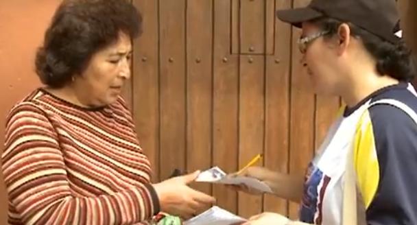 Impacto Esperanza Bolivia Preparativos