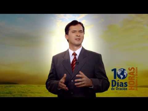 10 Días de Oración | Día 2 – Pr. Edward Heidinger de la Iglesia Adventista