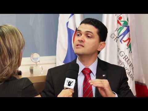 Fórum de Grupos Pequeños  – Entrevista al Pr. Everon Donato