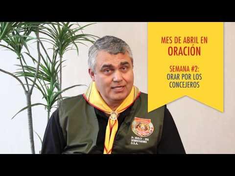 Mensaje Pr. Udolcy a los Conquistadores 2da semana de oración por los concejeros│Iglesia Adventista