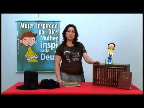 Yo Conozco mi Historia parte 1 – Ministerio del Niño y Adolescente
