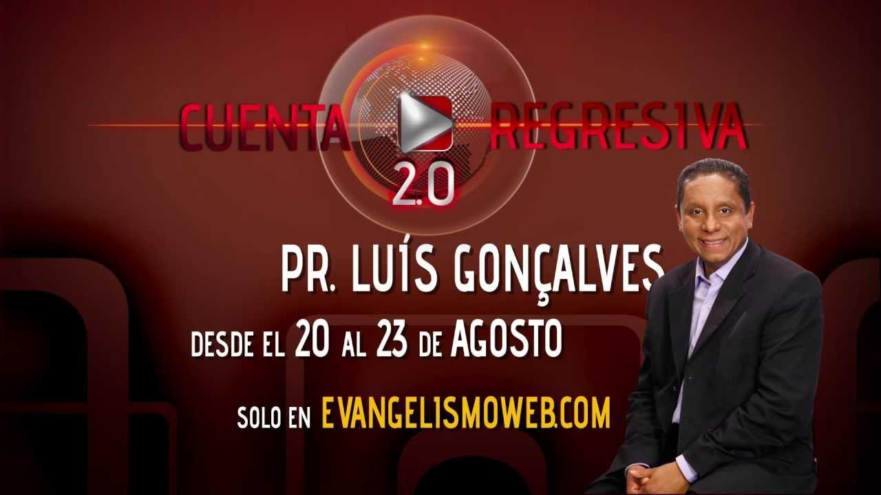 Cuenta Regresiva 2.0 con el Pr. Luís Gonçalves – spot 1│Iglesia Adventista