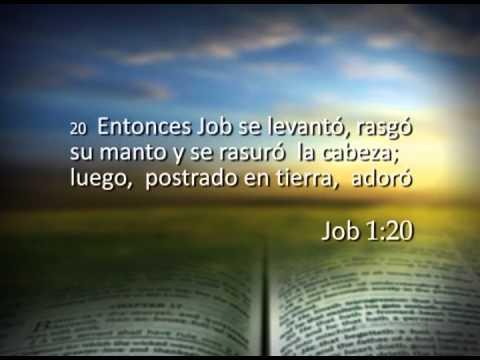 Job 1 – Las Calamidades de Job. Jueves 27 de junio del 2013