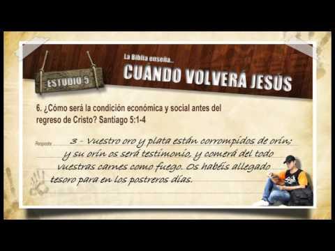 #5 Cuando Jesús volverá: Guía de estudios – Llevando Esperanza
