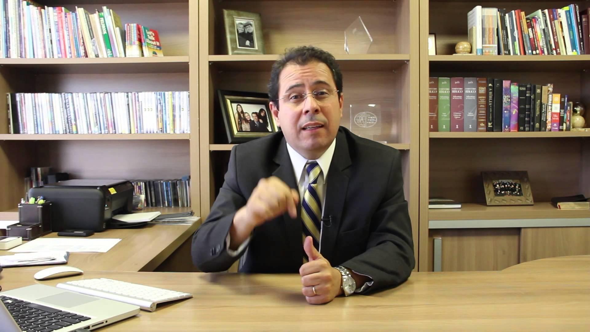 Día del Joven Adventista – Mensaje del Pr. Areli Barbosa