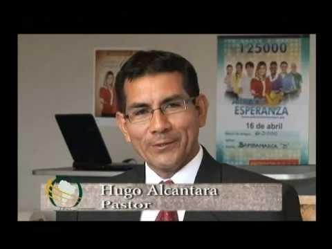 Pr. Hugo Alcántara – Testimonios Misioneros | Iglesia Adventista