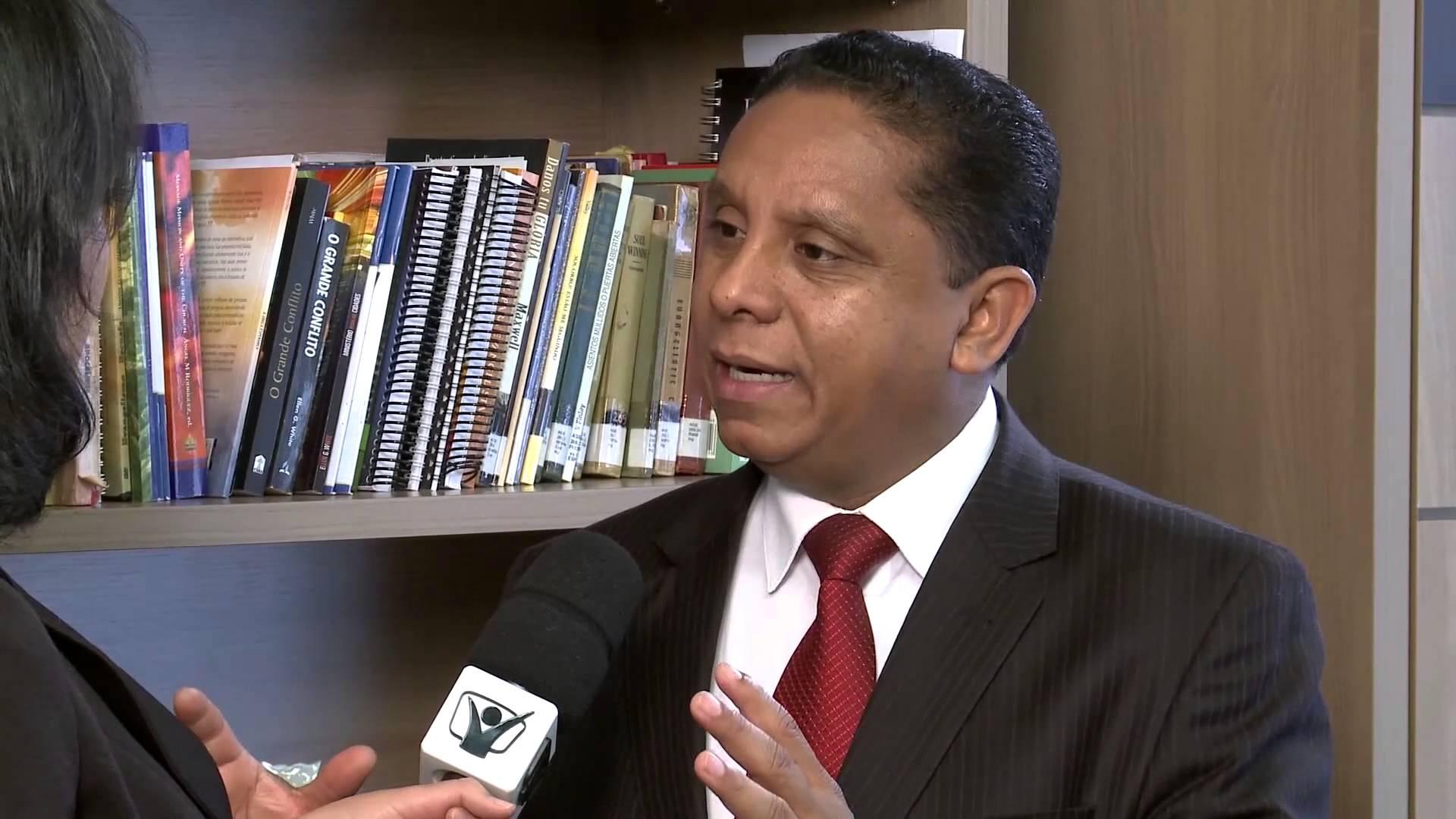 Noticias Adventistas- La Última Esperanza- Pr. Luís Gonçalves