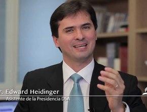 Invitación del Pr. Edward Heidinger – «La Última Esperanza»