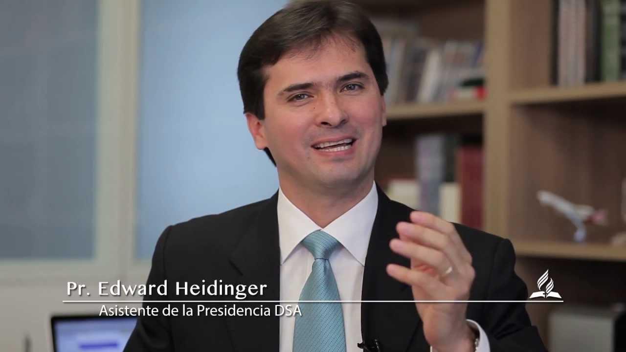 """Invitación del Pr. Edward Heidinger – """"La Última Esperanza"""""""