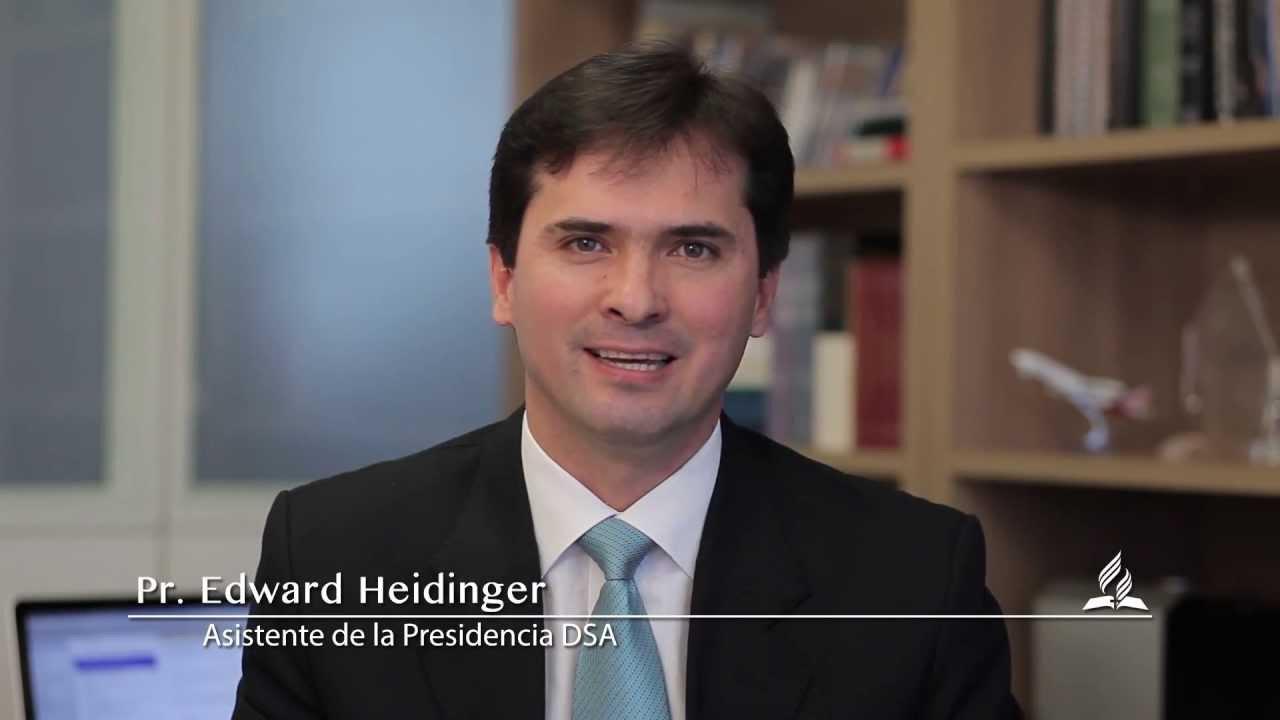 """Invitación general del Pr. Edward Heidinger – """"La Última Esperanza"""""""
