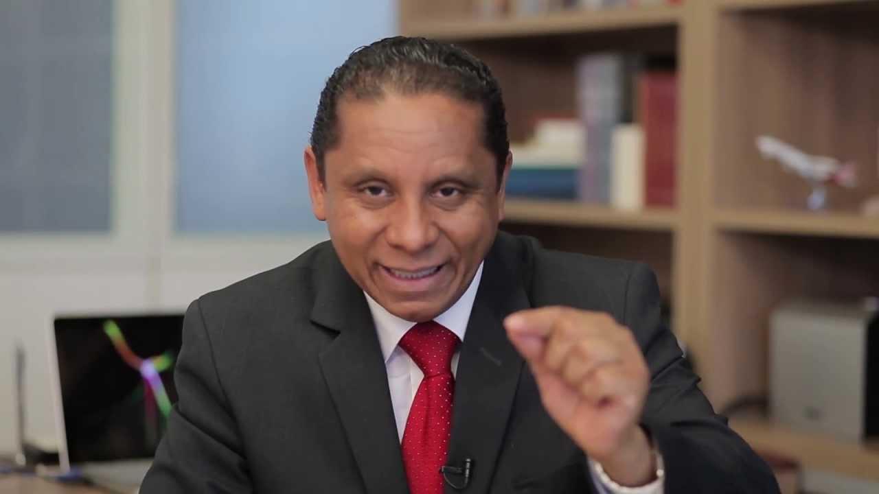 """Invitación del Pr. Luís Gonçalves para tus amigos – """"La Última Esperanza"""""""