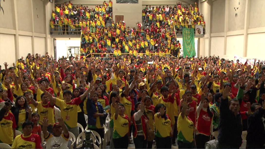 Unión Boliviana Informe 2013