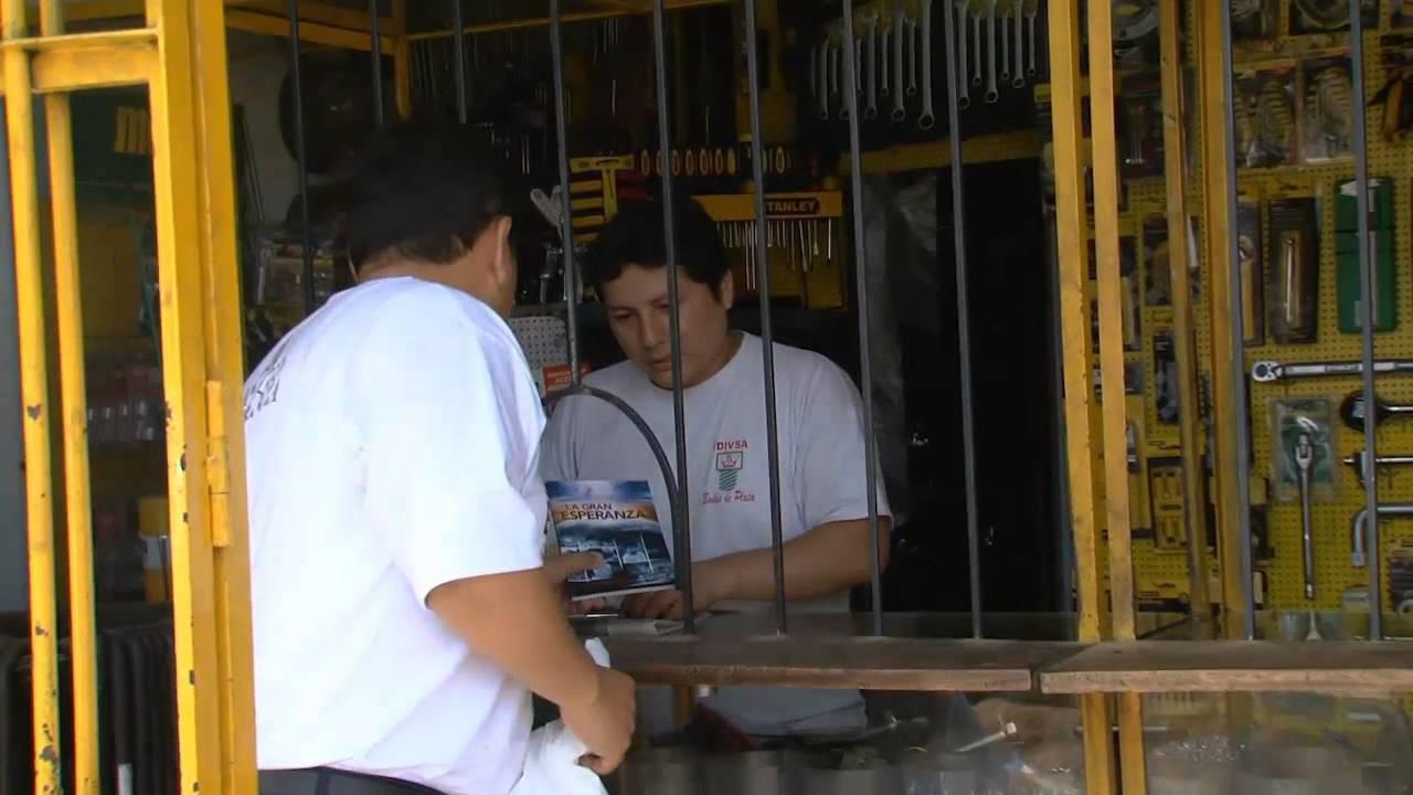 """Impacto Esperanza 2013 """"Esperanza para las Grandes Ciudades"""""""