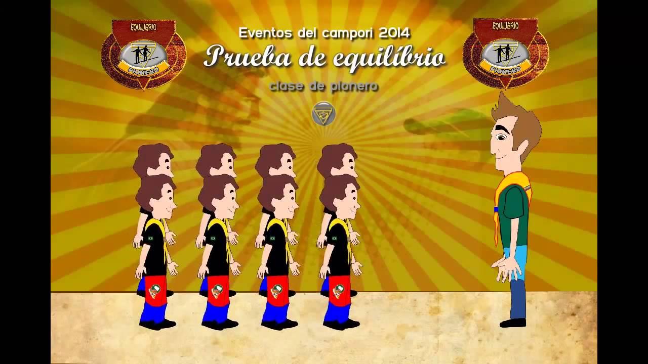 Animación: Eventos del Camporí 2014 – DSA