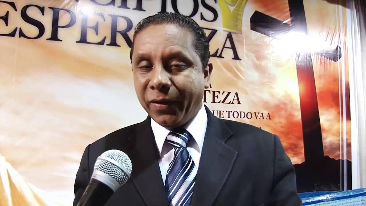 Evangelismo Escuela con el Pr. Luis Gonçalves