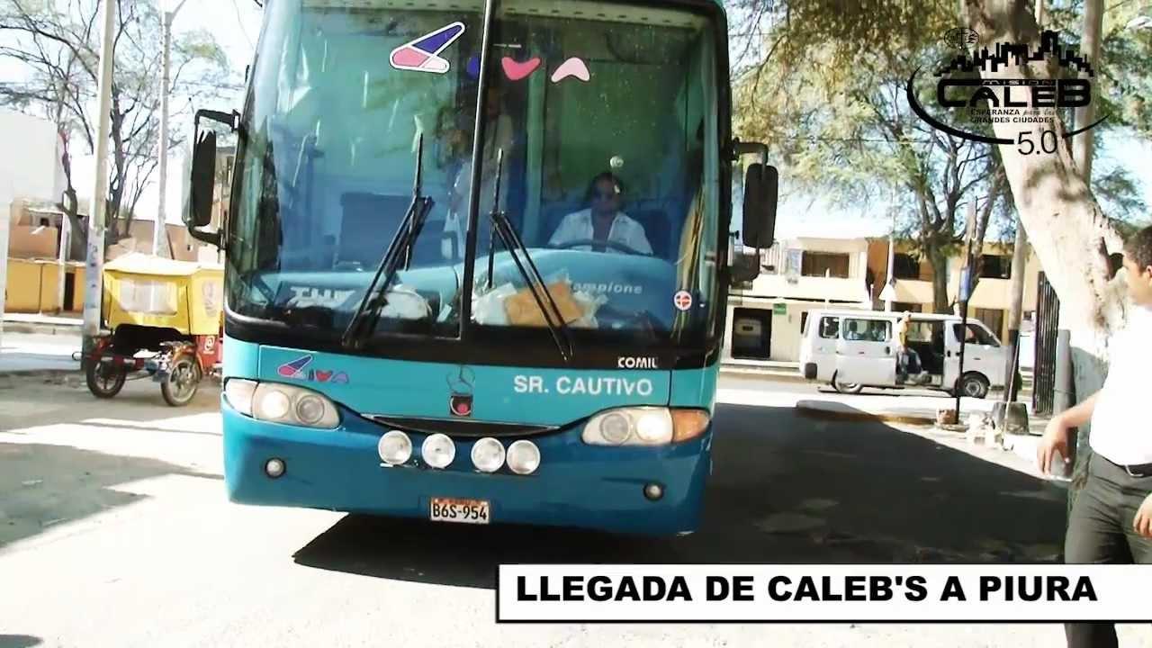 Reportaje #1 Misión Caleb 5.0 en Piura