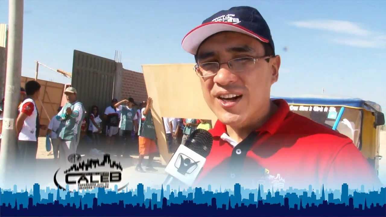 Reportaje #5 Misión Caleb 5.0 en Piura
