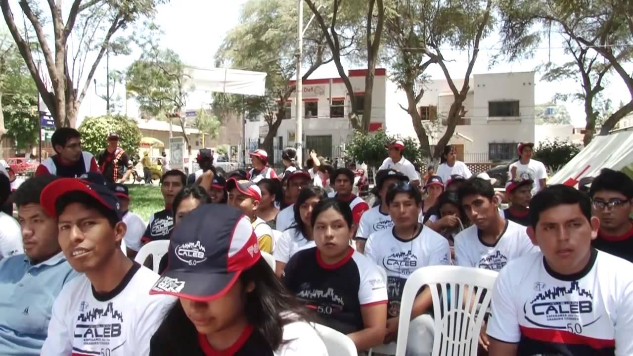 Reportaje #6 Misión Caleb 5.0 en Piura