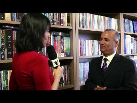 Noticias Adventistas- Lanzamiento del SEE V- Pr. Miguel Pinheiro