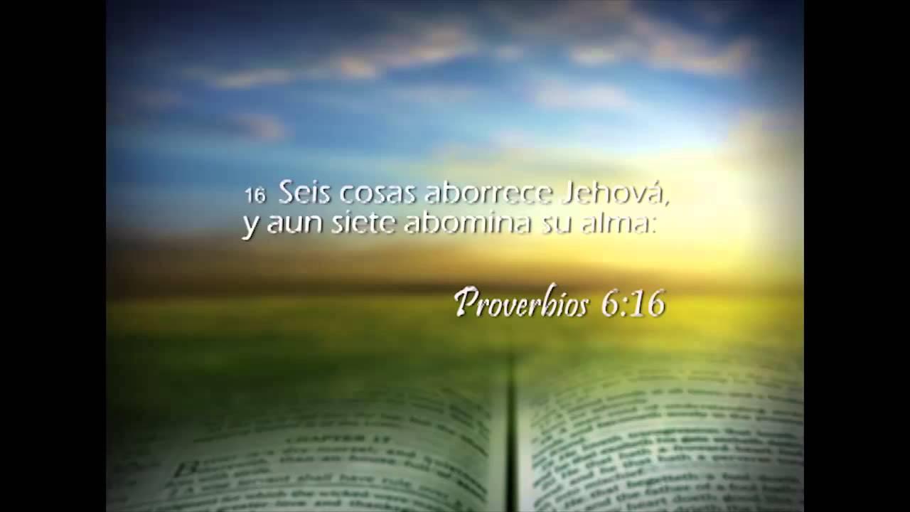 Proverbios 6 – Reavivados por su Palabra – 10/01/2014