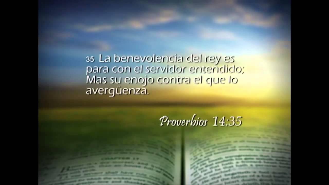 Proverbios 14 – Reavivados por su Palabra – 18/01/2014