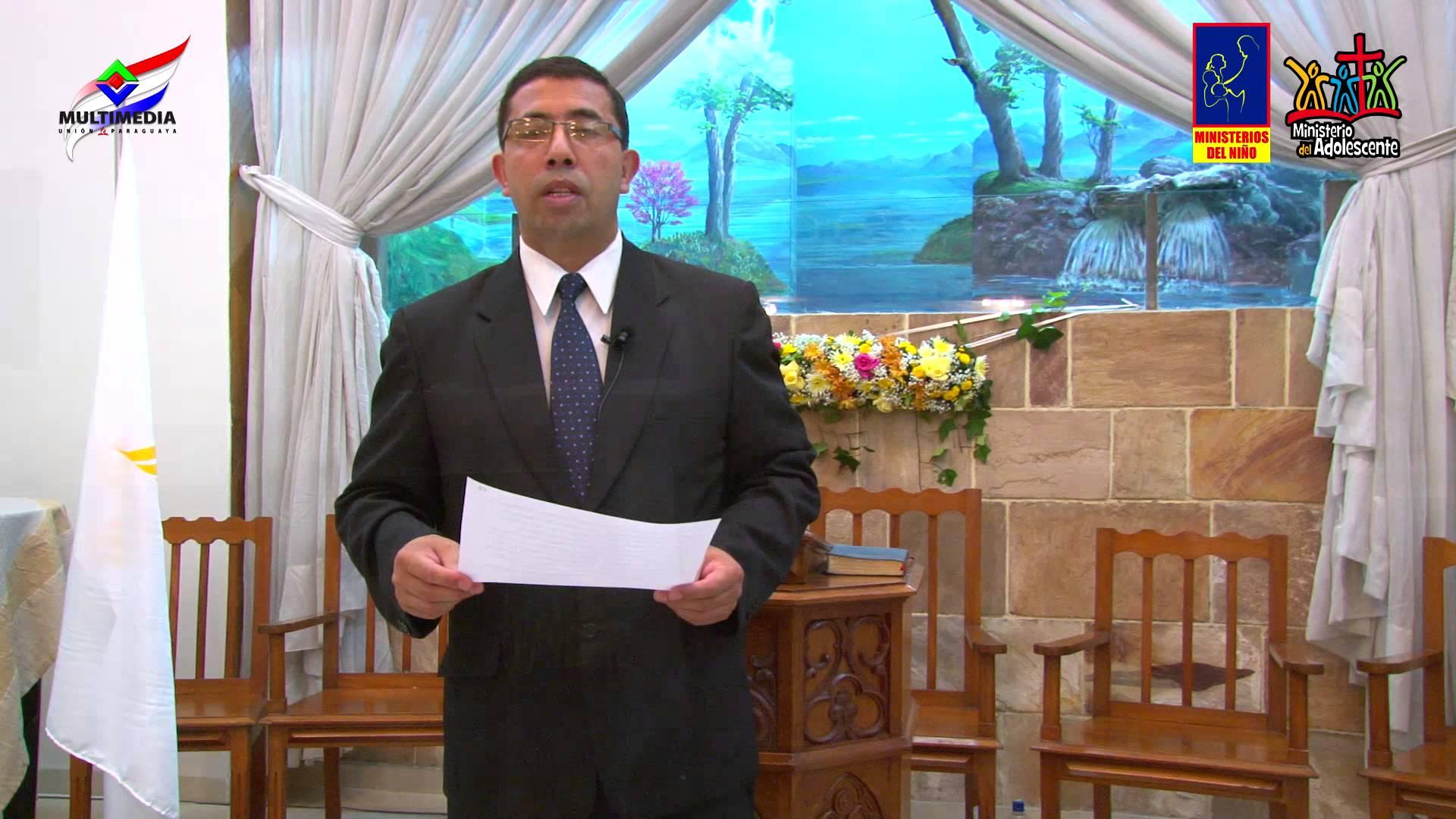 Reverencia – Pretrimestral 2014