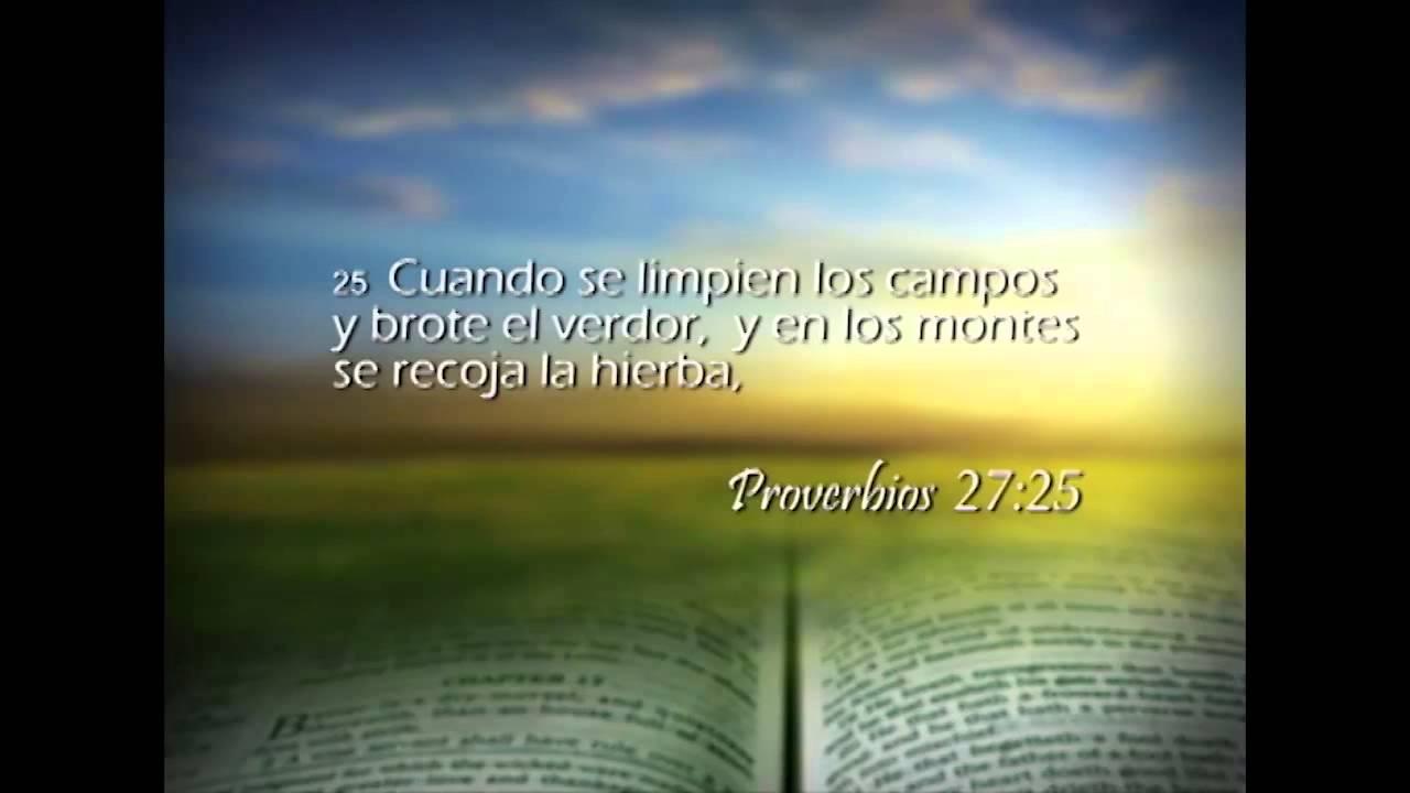 Proverbios 27 – Reavivados por su Palabra – 31/01/2014