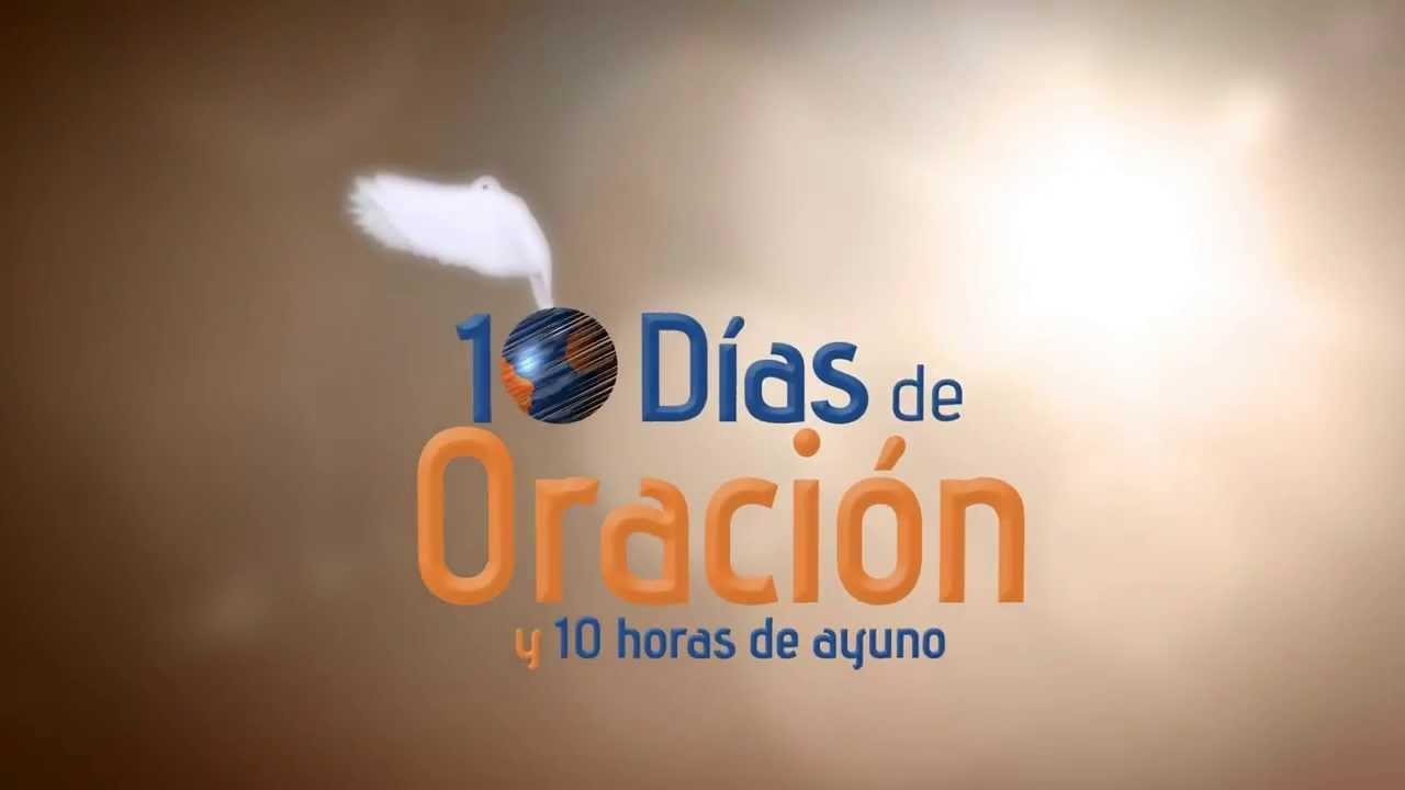 #8 Orar por una entrega obediente – 10 días de oración y 10 horas de ayuno