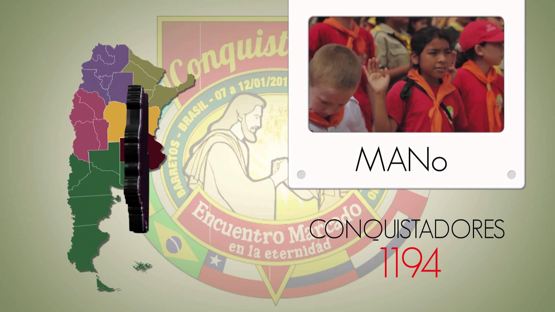 Argentina en el Camporee Sudamericano 2014
