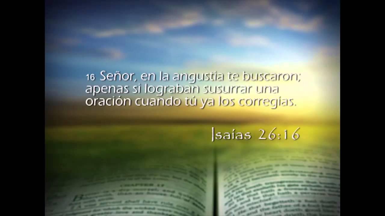 Isaías 26 – Reavivados por su Palabra – 22/03/2014