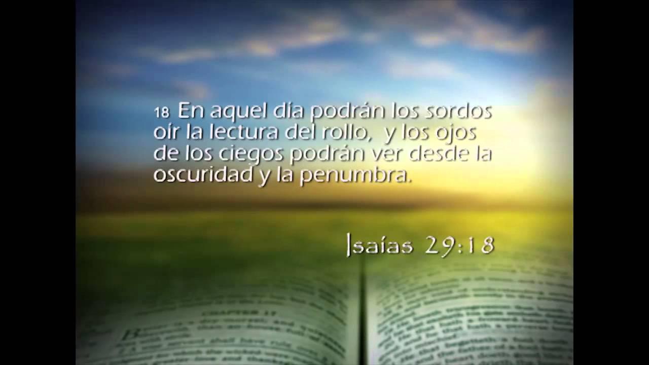 Isaías 29 – Reavivados por su Palabra – 25/03/2014