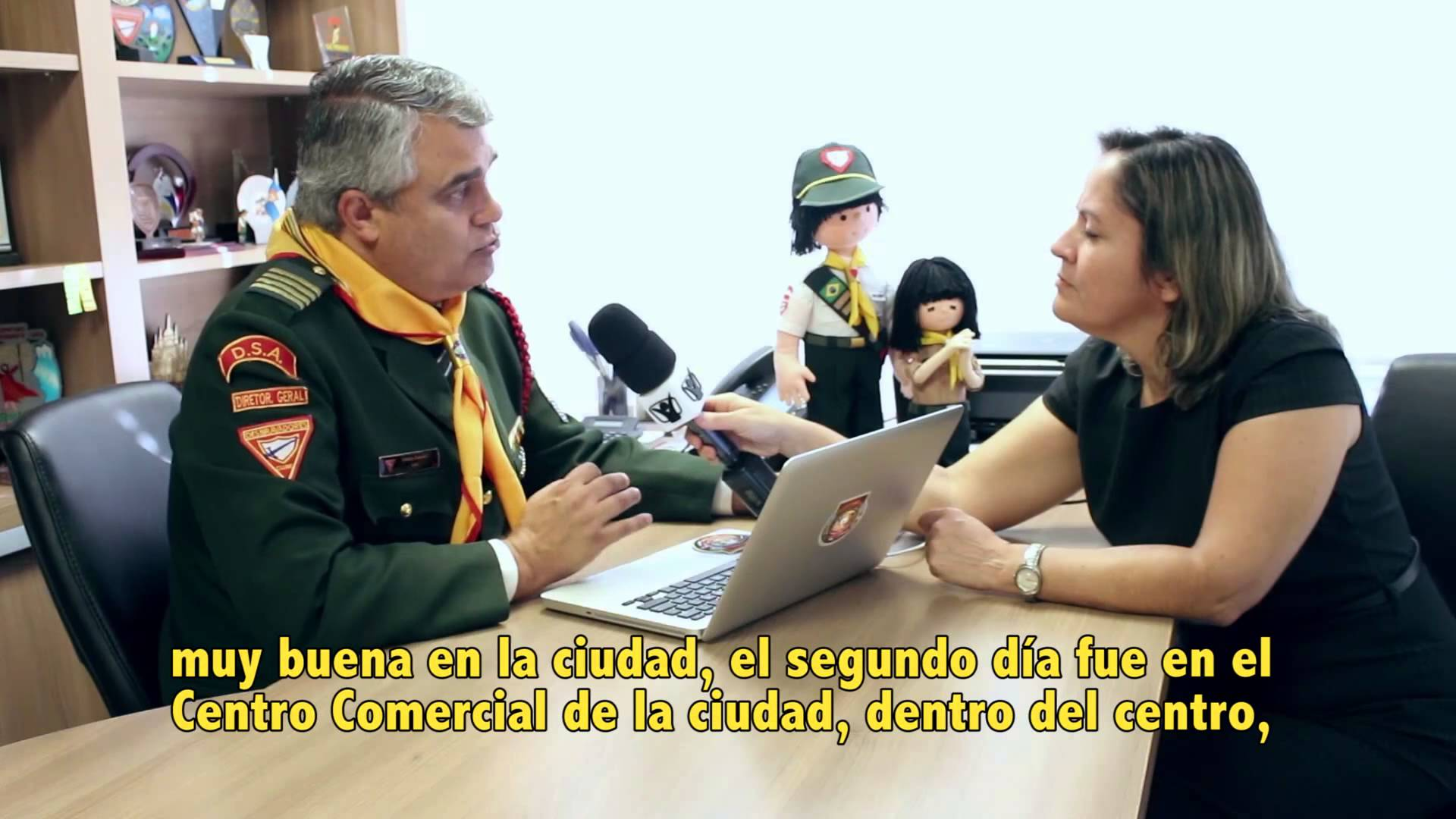 Noticias Adventistas- Recuento Camporí 2013- Pr. Udolcy Zukowski