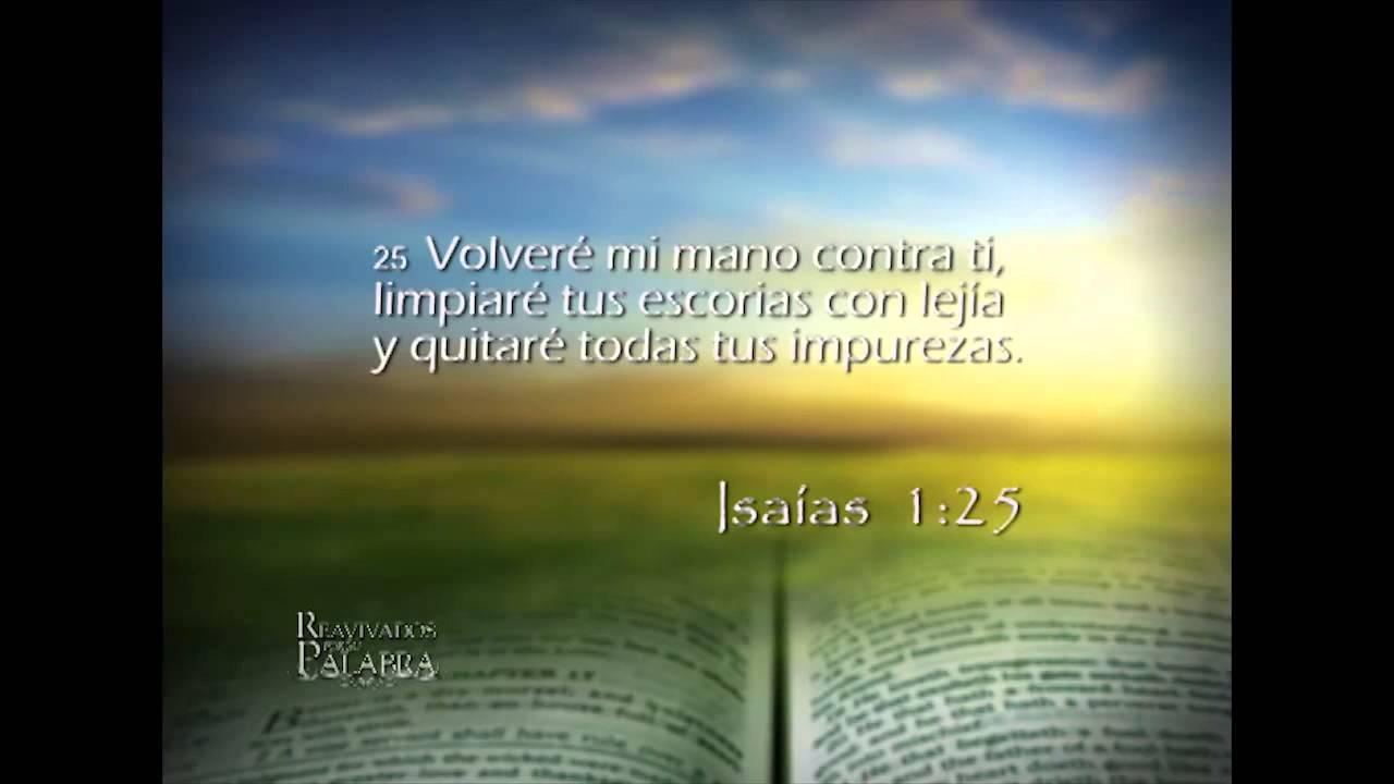 Isaías 1 – Reavivados por su Palabra – 25/02/2014