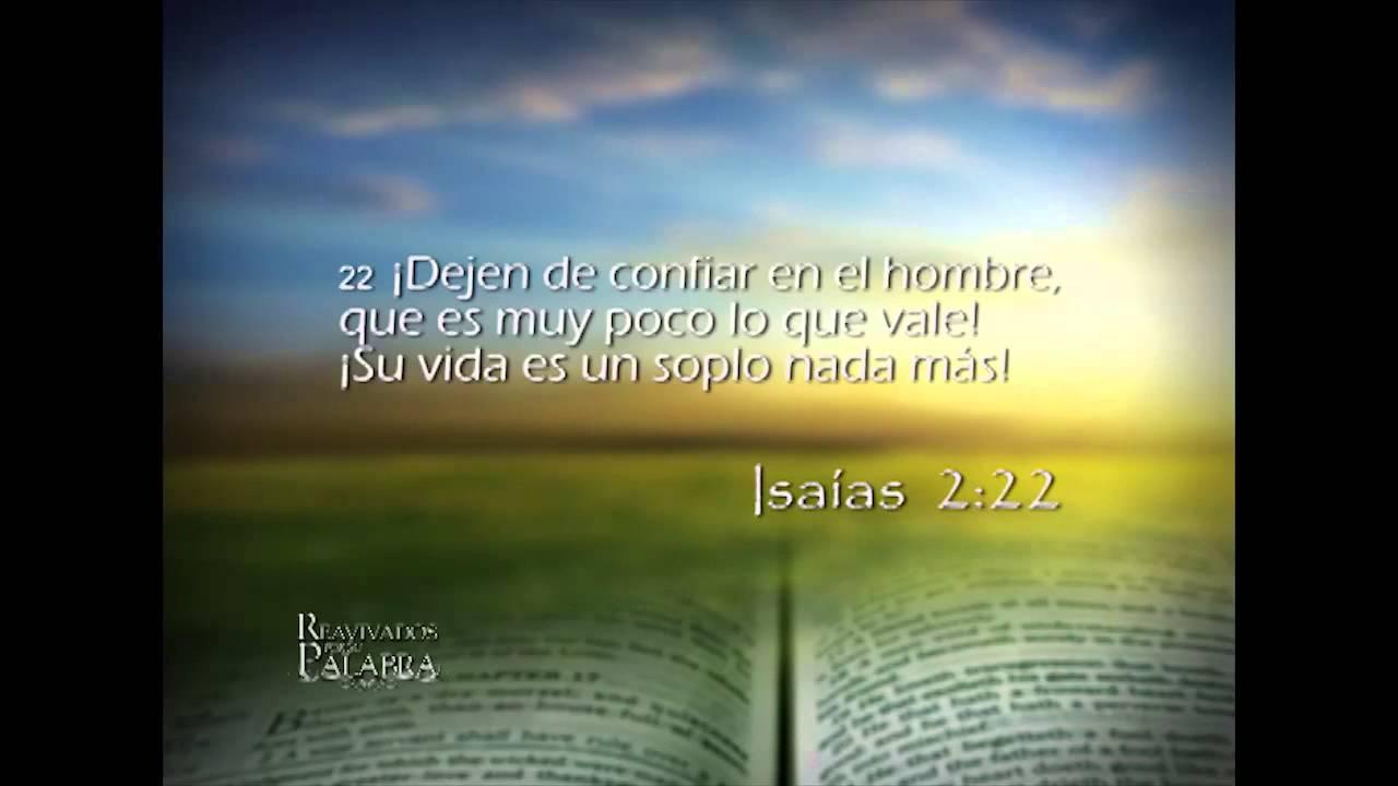 Isaías 2 – Reavivados por su Palabra – 26/02/2014