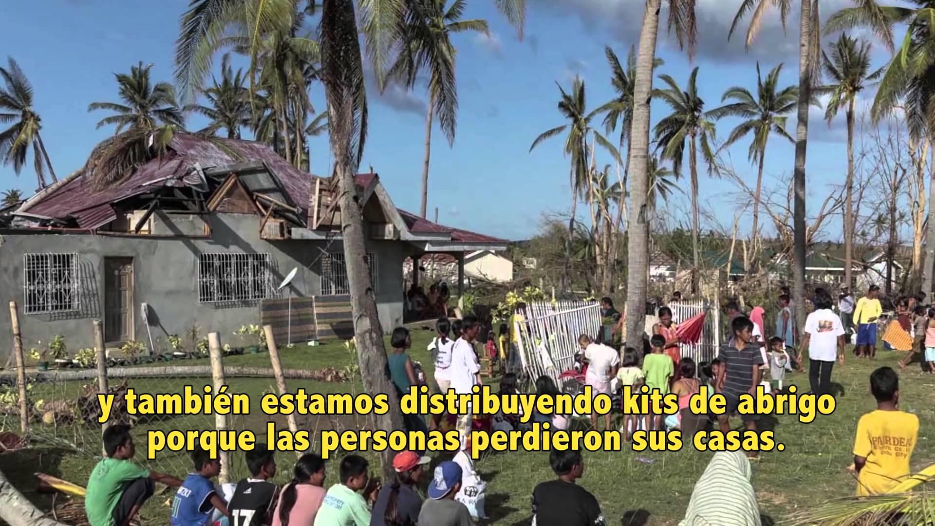 Noticias Adventistas- Situación de Filipinas y acciones de ADRA- Pr. Paulo Lopes