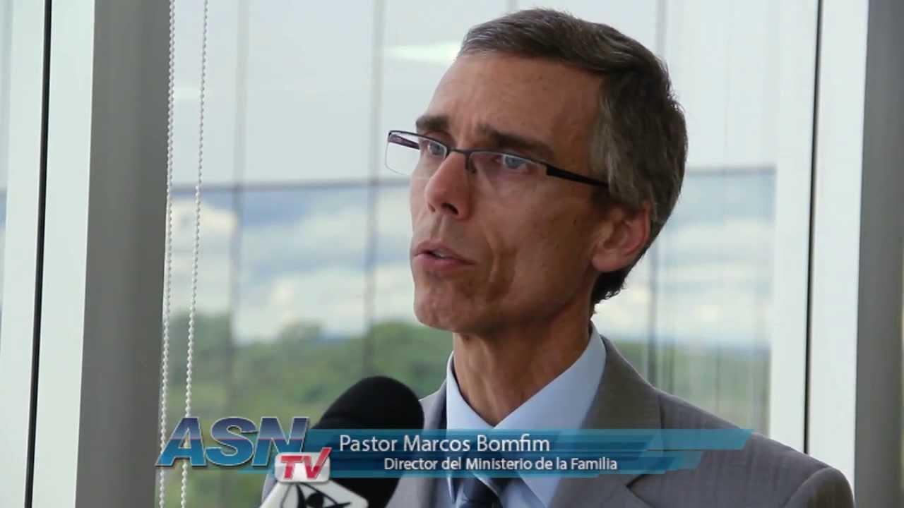 Noticias Adventistas- Encuentro de Padres 2014- Pr. Marcos Bomfim