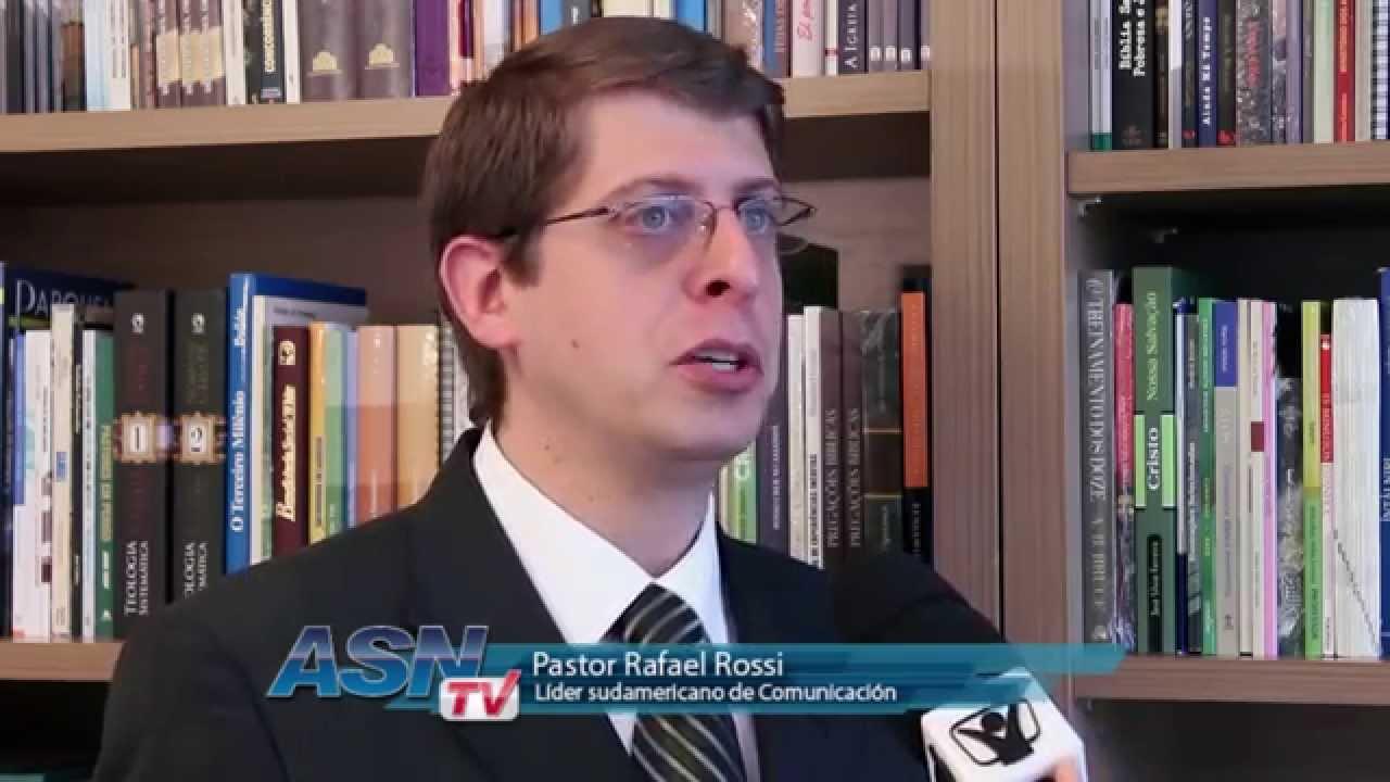 Noticias Adventistas- Semana de la Comunicación- Pr. Rafael Rossi
