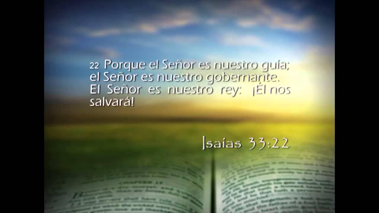 Isaías 33 – Reavivados por su Palabra – 29/03/2014