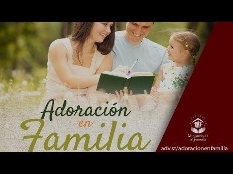 Entrenamiento: Adoración en Familia