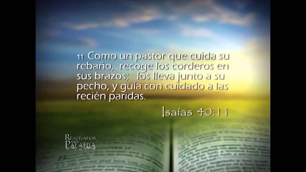 Isaías 40 – Reavivados por su Palabra – 5/04/2014