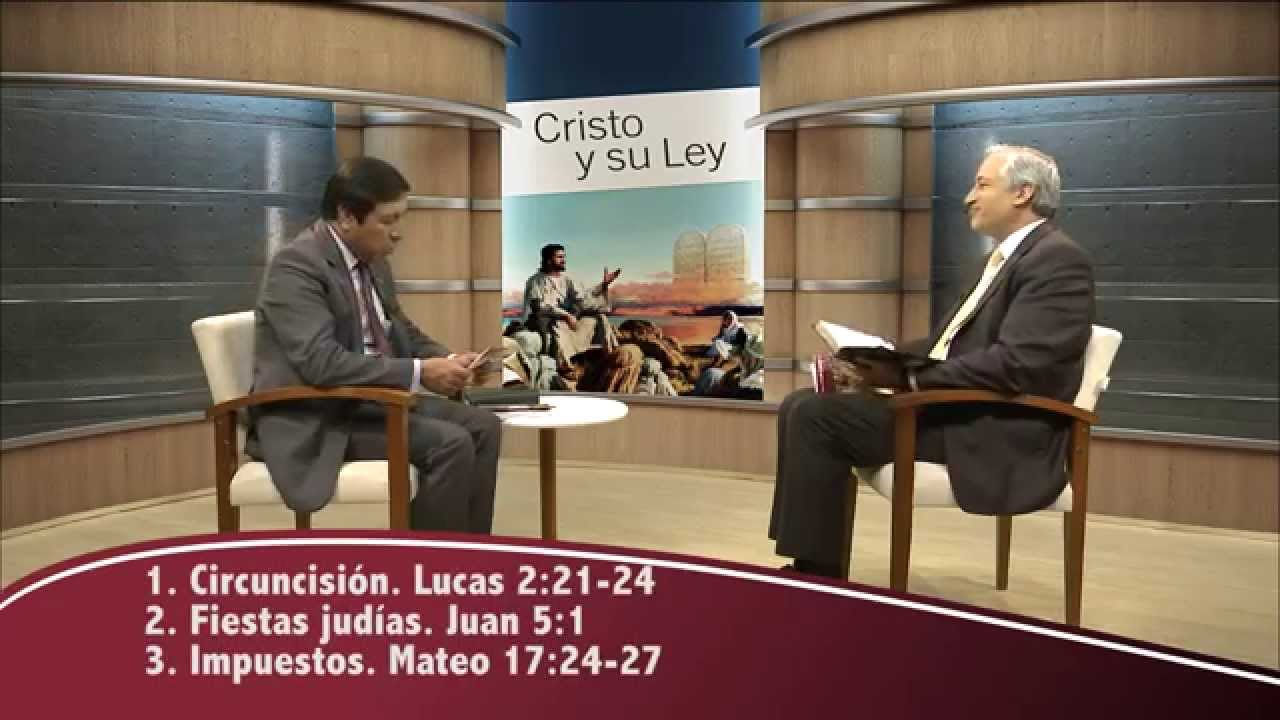 #2 Cristo y la Ley de Moisés 2º Trim/2014 – Escuela Sabática