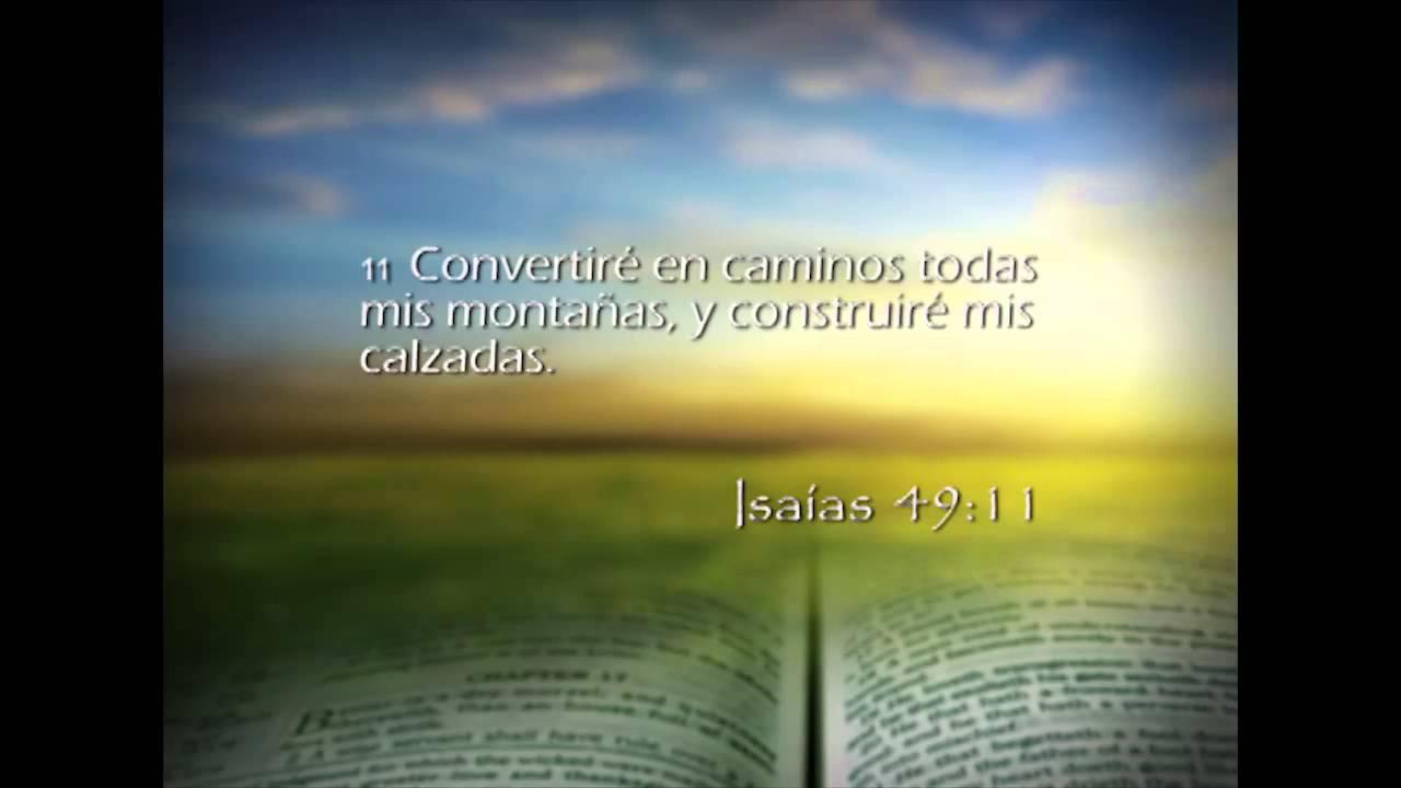 Isaías 49 – Reavivados por su Palabra