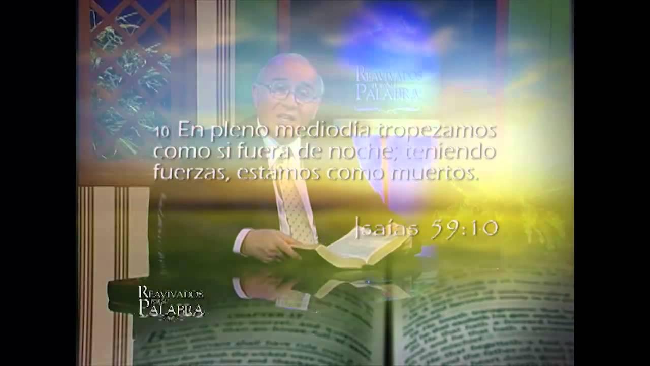 Isaías 59 – Reavivados por su Palabra