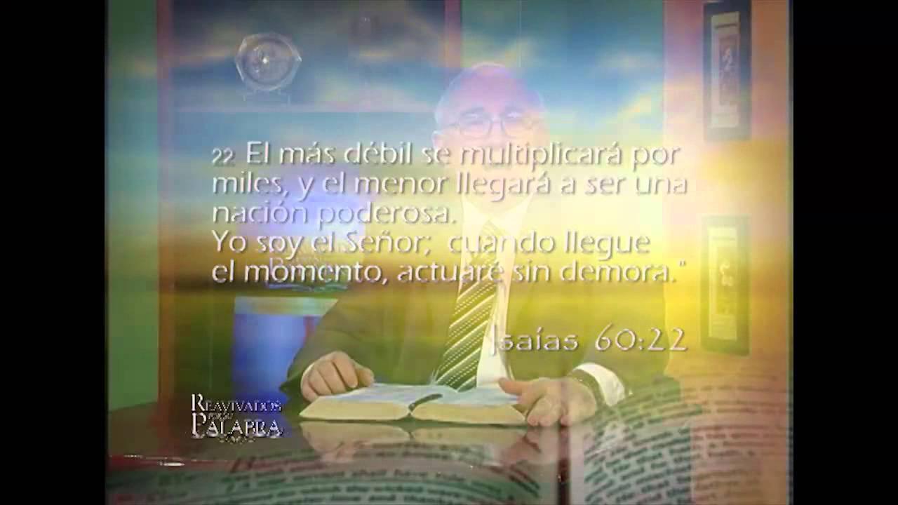 Isaías 60 – Reavivados por su Palabra